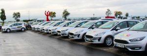 SELECT-AG-Kundenersatzfahrzeuge
